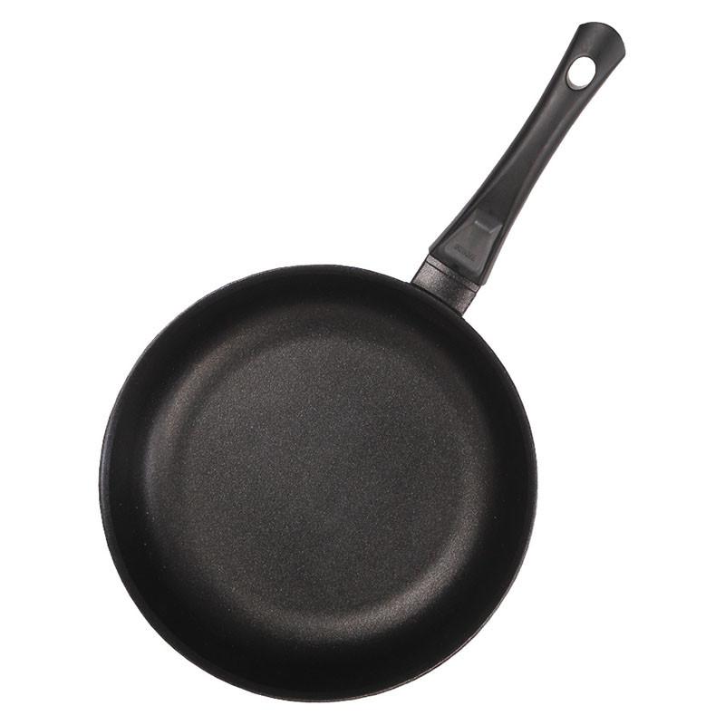 Сковорода «Классик» со съемной бакелитовой ручкой 24см Биол