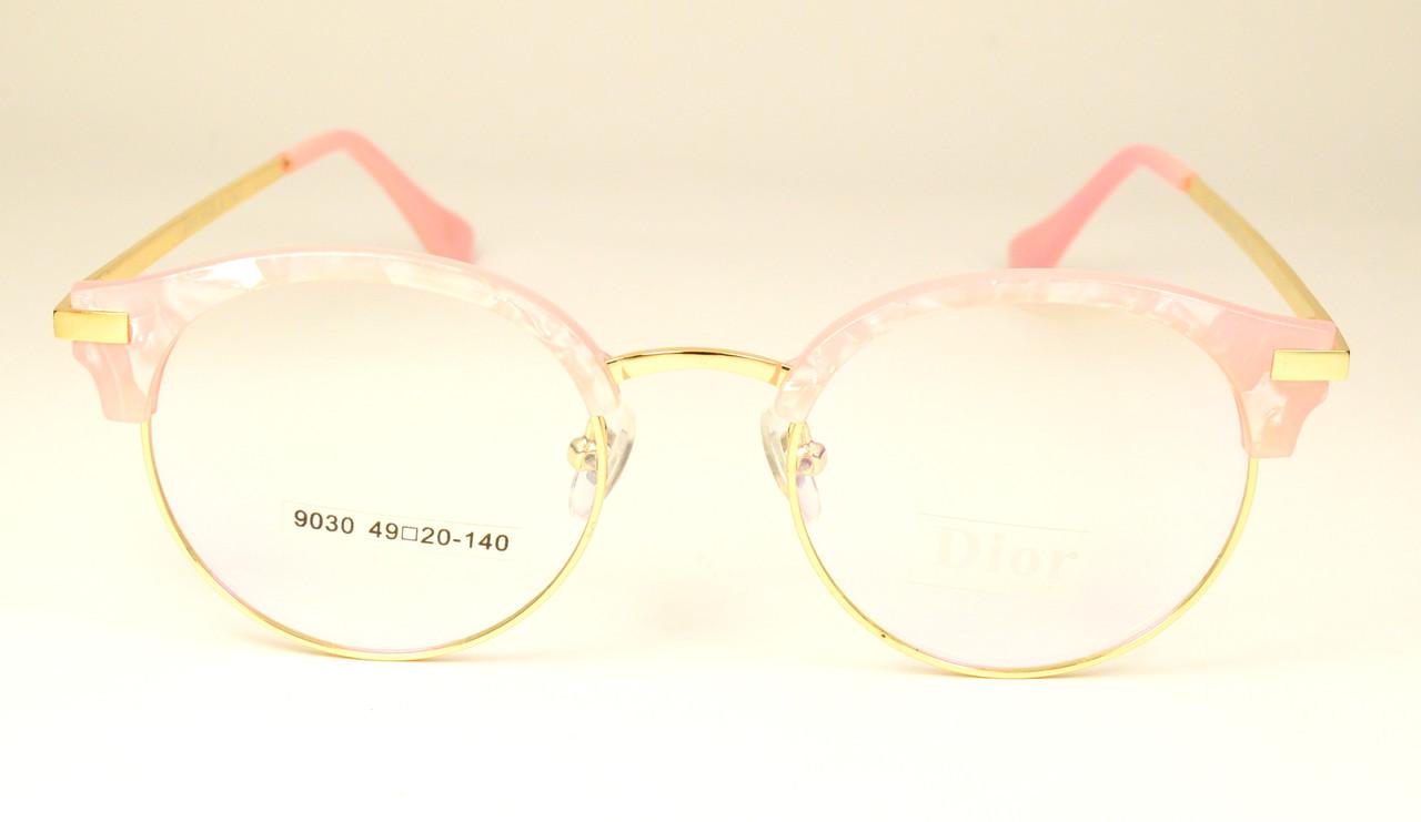 Зефирная оправа для стиля Dior (9030 роз)