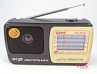 Радиоприемник Kipo KB-408 AC (от сети, от батареек)