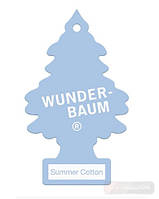 Елочка WUNDER-BAUM® Fun Trees, аромат Summer Cotton