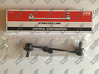 Стабилизатор (стойки) KIA SOUL 08- FRONT L кат№ CT CLKK-37L пр-во: CTR