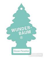 Елочка WUNDER-BAUM® Fun Trees, аромат Ocean Paradise