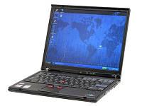 Ноутбук IBM T42 — 1,7GHz, 1GB-ОЗУ, 80 gb, WIFI, (COM LPT ports) видео 1400х1050