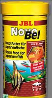 JBL NovoBel 250мл./40g. корм в виде хлопьев для всех аквар. рыб