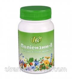 Полиэнзим-8 — 140 р — кістково-м'язова формула - Грін-Віза, Україна