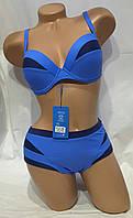 Купальник с шортами Анита электрик ,синий,индиго 7169 идут на наши 48 50 52 54 56 размеры.