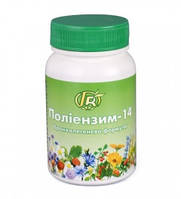 Полиэнзим-14 — 140 г — бронхолегочная формула - Грин-Виза, Украина