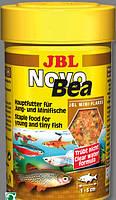 Корм для гуппи JBL Novo Bea 100мл/30g для мелких аквариумных рыб