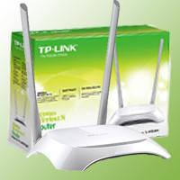 Wi-Fi роутер TP-Link TL-WR840N 300M