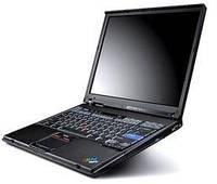 Ноутбук IBM T42 — 1,7GHz, 768mb-ОЗУ, 160 gb, WIFI, (COM LPT ports) видео 1400х1050