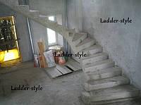Бетонная лестница Днепропетровск