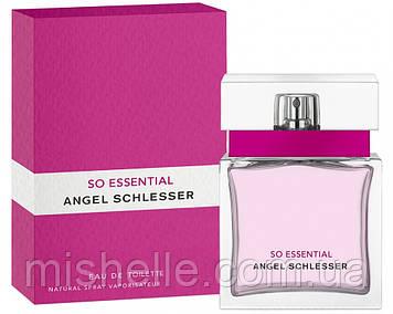 Женскаятуалетная вода Angel Schlesser So Essential (Ангел Шлессер Со Эссеншиал) реплика