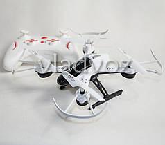Радиоуправляемый квадрокоптер 2,4 gz Led 4 винта Drone