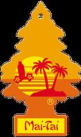 Елочка WUNDER-BAUM® Fun Trees, аромат Mai-Tai