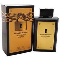 Мужская парфюмированная вода Antonio Banderas The Golden Secret (Антонио Бандерас Зе Голден Сикрет)
