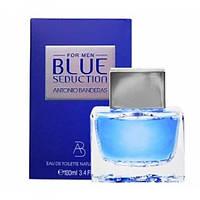 Мужская парфюмированная вода Antonio Banderas Blue Cool Seduction Men (Бандерас Блю Кул Седакшн Мэн)
