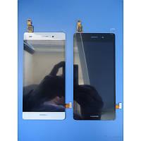 Модуль дисплей Huawei P8 Lite 2017/Nova Lite черный\белый\золотой