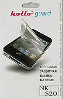 Nokia 520 глянцевая пленка Nokia 521 Lumia