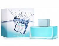 Парфюмированная вода для женщин Antonio Banderas Blue Cool Seduction (Антонио Бандерас Блю Кул Седакшн) копия, фото 1
