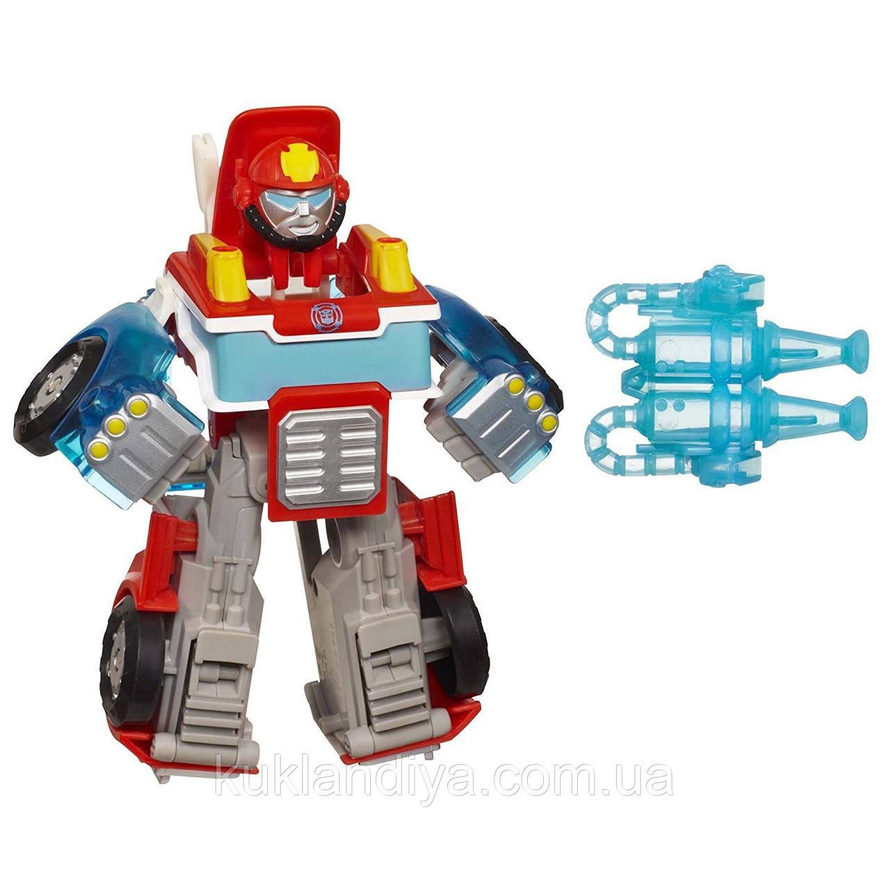 Playskool Heroes Transformers Rescue Bots бот Хитвейв