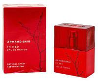 Женская парфюмированная вода Armand Basi In Red Parfum (Арманд Баси Ин Ред Парфюм)