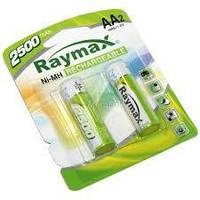 Аккумуляторы Raymax HR6 AA 2500 mAh 1,2 V Ni-MH