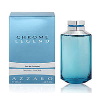 Туалетная вода для мужчин Azzaro Chrome Legend (Аззаро Хром Легенд)