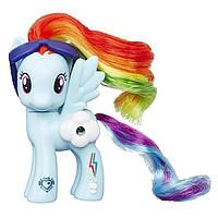 Май литл пони My Little Pony Рейнбоу Деш Пони с волшебными картинками Hasbro