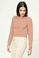 Пуловер розовый женский свитер реглан Forever 21