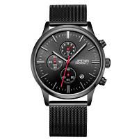 Мужские часы Jedir Style Black