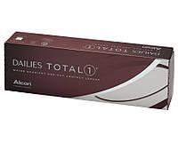 Однодневные контактные линзы Dailies Total 1 - 30шт