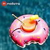 Надувная подставка круг Пончик Modarina PF-3386