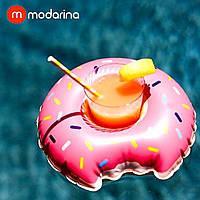 Надувная подставка круг Пончик Modarina PF-3386, фото 1