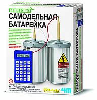 "Зеленая лаборатория ""Самодельная батарейка"""