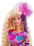 Кукла Барби коллекционная Длинные волосы / Totally Hair 25th Anniversary Barbie Doll, фото 2