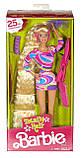 Лялька Барбі колекційна Довге волосся / Totally Hair 25th Anniversary Barbie Doll, фото 3