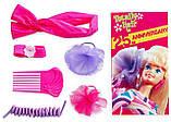 Лялька Барбі колекційна Довге волосся / Totally Hair 25th Anniversary Barbie Doll, фото 4