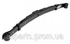 Рессоры передние, задние на Рено с втулками, коренной/подкоренной лист - RENAULT Magnum, Master, Premium