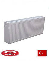 Стальной радиатор Sanica 33k 300*900