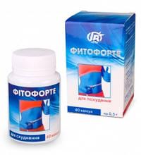 Капсулы для похудения - Фитофорте 60 кап - Грин-Виза, Украина