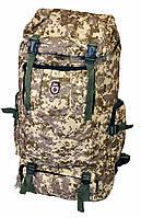 Рюкзак военный, тактический (охота,рыбалка) Пиксель зеленый