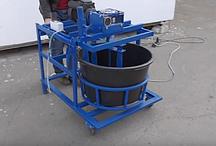 Міксер для виробництва безшовного покриття 380 V