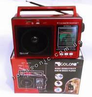 Радиоприемник GOLON QR-006REC