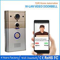 Видео домофон WiFi звонок на телефон Smart Doorbell