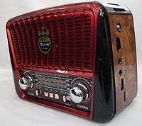 Радио RX 456 Solar с солнечное панелью,Радиоприемник RX-456 с USB и картой памяти
