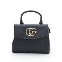 Женская сумочка через плечо L. Pigeon F1019 black