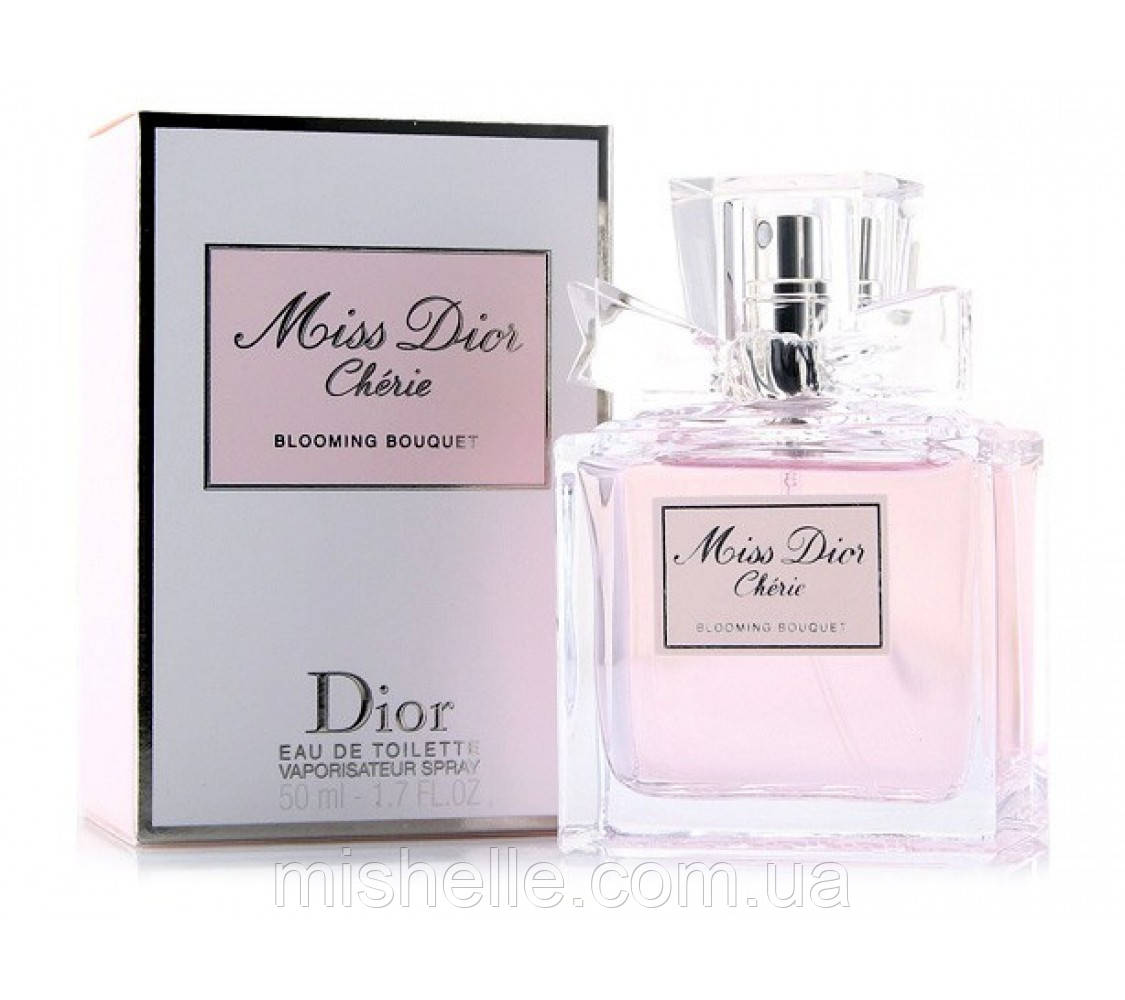 Парфюм Christian Dior Miss Dior Cherie Blooming Bouquet (Кристиан Диор Мисс  Диор Блуминг Букет) реплика 472a217103453
