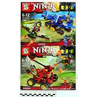 """Конструктор Ninja SY808AB """"Транспорт Ниндзя"""" 2 вида"""