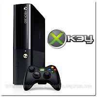 Xbox 360 E Slim 250GB + Xkey Эмулятор