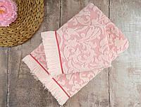 Набор полотенец Royal 50х90 (2шт) розовое Irya